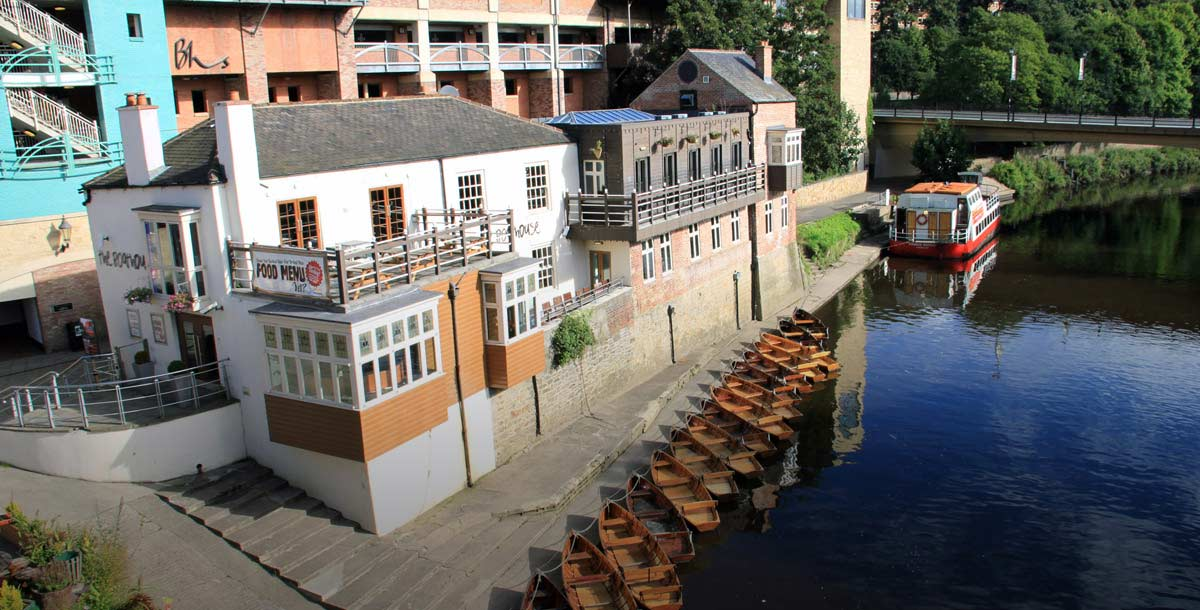 Accommodation in Durham North East England